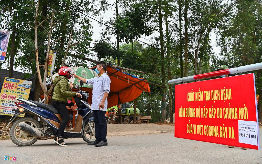 Việt Nam có ca nhiễm virus corona thứ 16, lây từ người thân về từ Vũ Hán - Ảnh 2.