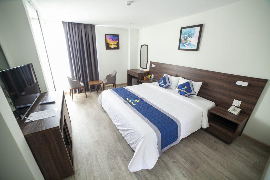 So sánh tour du lịch Hà Nội - Phú Yên - Quy Nhơn 4 ngày 3 đêm: Giá tour chênh lệnh theo chất lượng lưu trú và hãng hàng không tour lựa chọn - Ảnh 10.