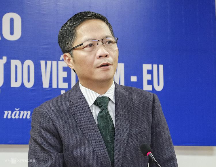 Bộ trưởng Công Thương: EVFTA là tin tốt với xuất khẩu - Ảnh 1.