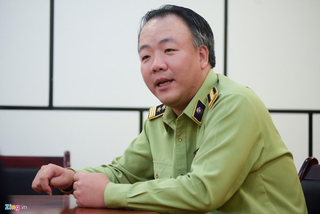 Tổng Cục trưởng QLTT kể lại vụ bắt khẩu trang làm từ giấy vệ sinh - Ảnh 1.