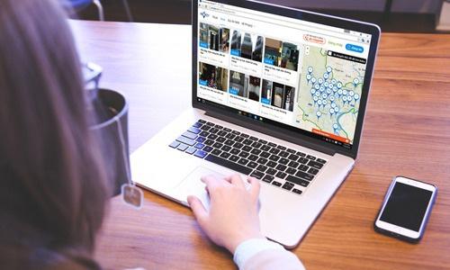 Bất động sản trực tuyến tăng tốc mùa dịch nCoV - Ảnh 1.