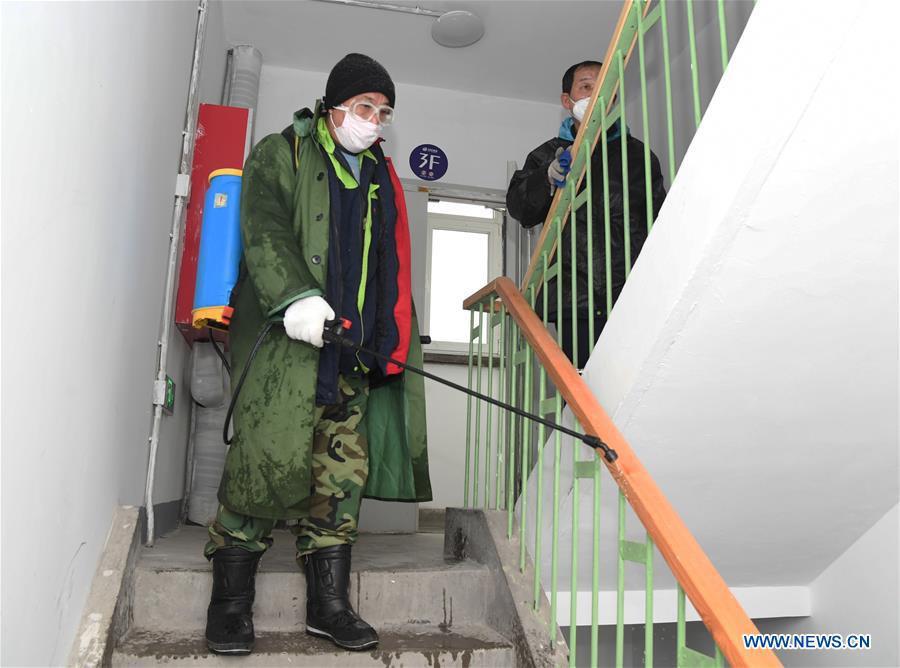 Bắc Kinh kiểm soát chặt chưa từng có các khu dân cư để phòng dịch - Ảnh 5.