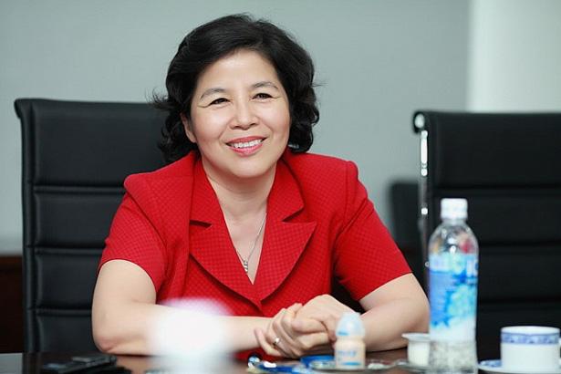 Bà Mai Kiều Liên làm Chủ tịch GTNfoods, khẳng định dùng kinh nghiệm của Vinamilk để phát triển sữa công ty mới - Ảnh 1.