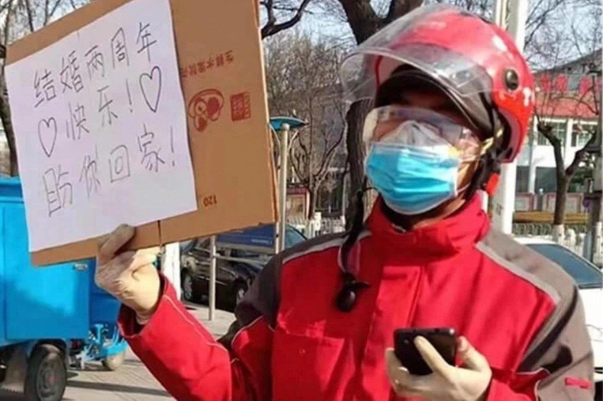 Lao động Trung Quốc bị sa thải ở Hàn Quốc vì dịch virus corona - Ảnh 4.