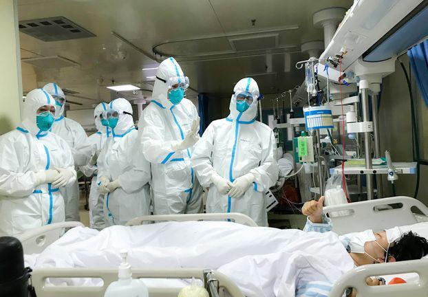 Thông tin mới nhất về dịch covid-19 sáng 15/2: Châu Phi đã có ca bệnh covid-19 đầu tiên - Ảnh 1.