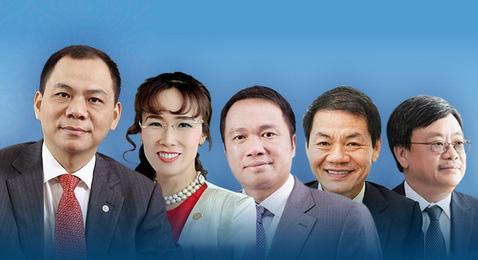 Số người giàu của Việt Nam tăng vọt nhưng danh sách tỉ phú USD lại giảm, chỉ còn 4 người - Ảnh 2.