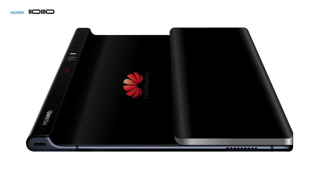 Lộ concept Huawei Mate X 2030 với thiết kế hiện đại - Ảnh 3.