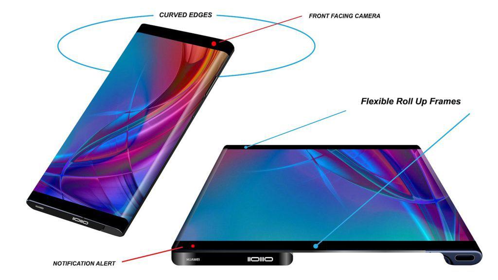 Lộ concept Huawei Mate X 2030 với thiết kế hiện đại - Ảnh 2.
