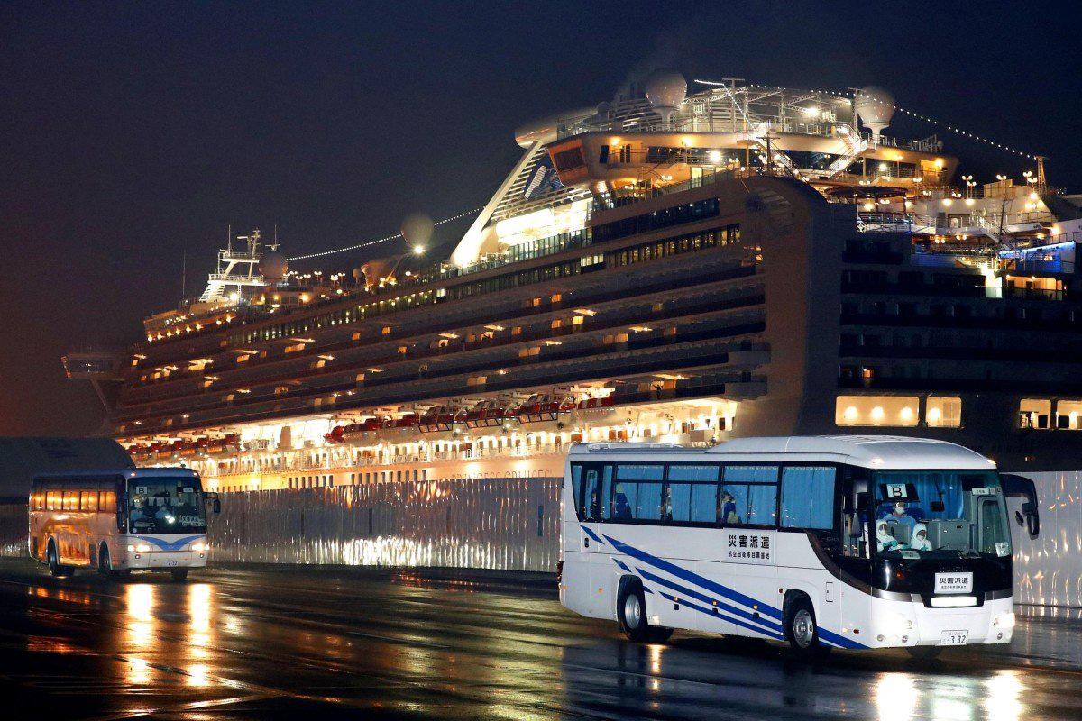 Tàu du lịch Diamond Princess: 40 người Mỹ không được sơ tán vì nhiễm virus corona  - Ảnh 1.