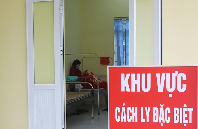 6 bệnh nhân corona ở Vĩnh Phúc khỏi bệnh - Ảnh 1.