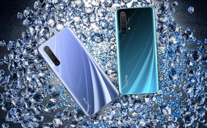 Realme vượt mặt Samsung với điện thoại 5G RAM 12GB, sạc nhanh 65W - Ảnh 1.