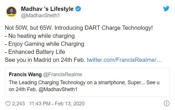 Realme vượt mặt Samsung với điện thoại 5G RAM 12GB, sạc nhanh 65W - Ảnh 3.