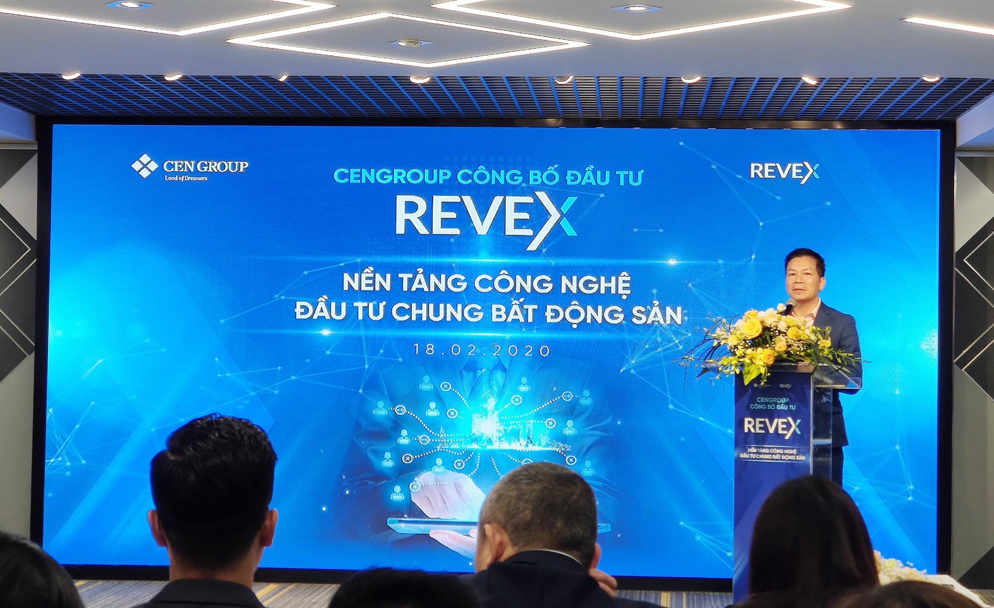 CenGroup rót 1 triệu USD vào nền tảng Revex, tham vọng vượt thị trường chứng khoán trong tương lai - Ảnh 2.