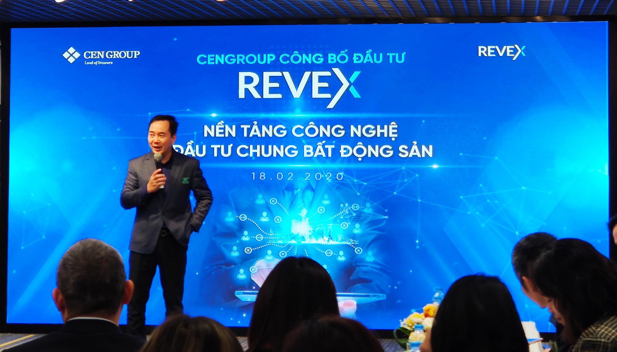 CenGroup rót 1 triệu USD vào nền tảng Revex, tham vọng vượt thị trường chứng khoán trong tương lai - Ảnh 4.