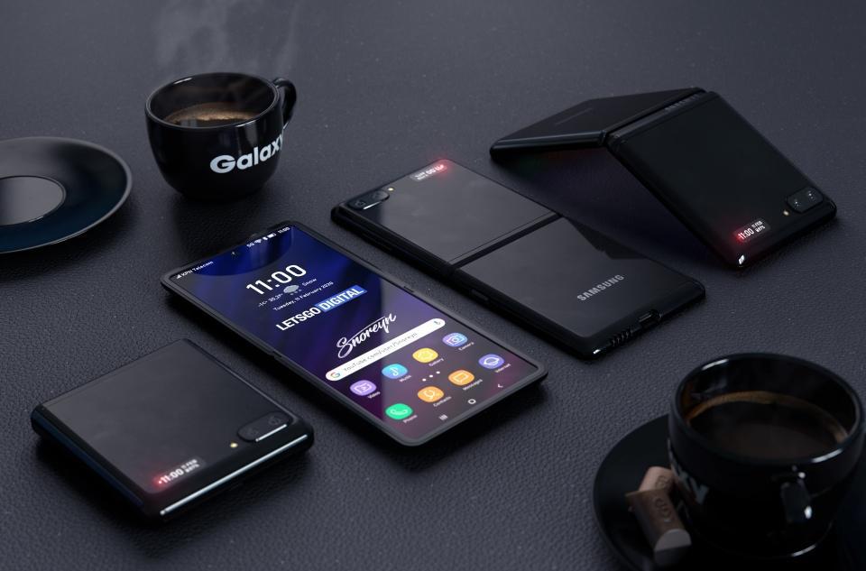 Tương lai của điện thoại sẽ không phải màn hình gập? - Ảnh 1.