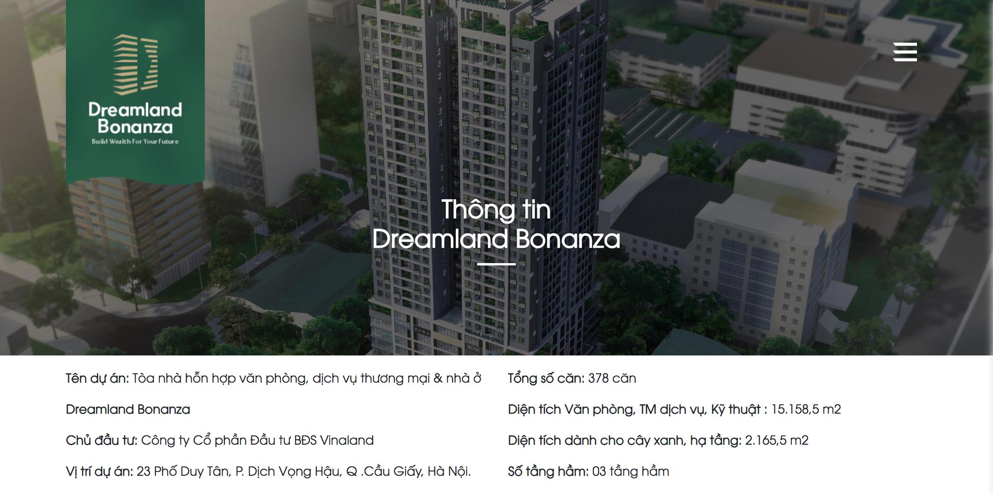 Dự án Dreamland Bonanza đang mở bán: Toà chung cư hiếm hoi ở 'khu phố Wall' của Việt Nam - Ảnh 9.