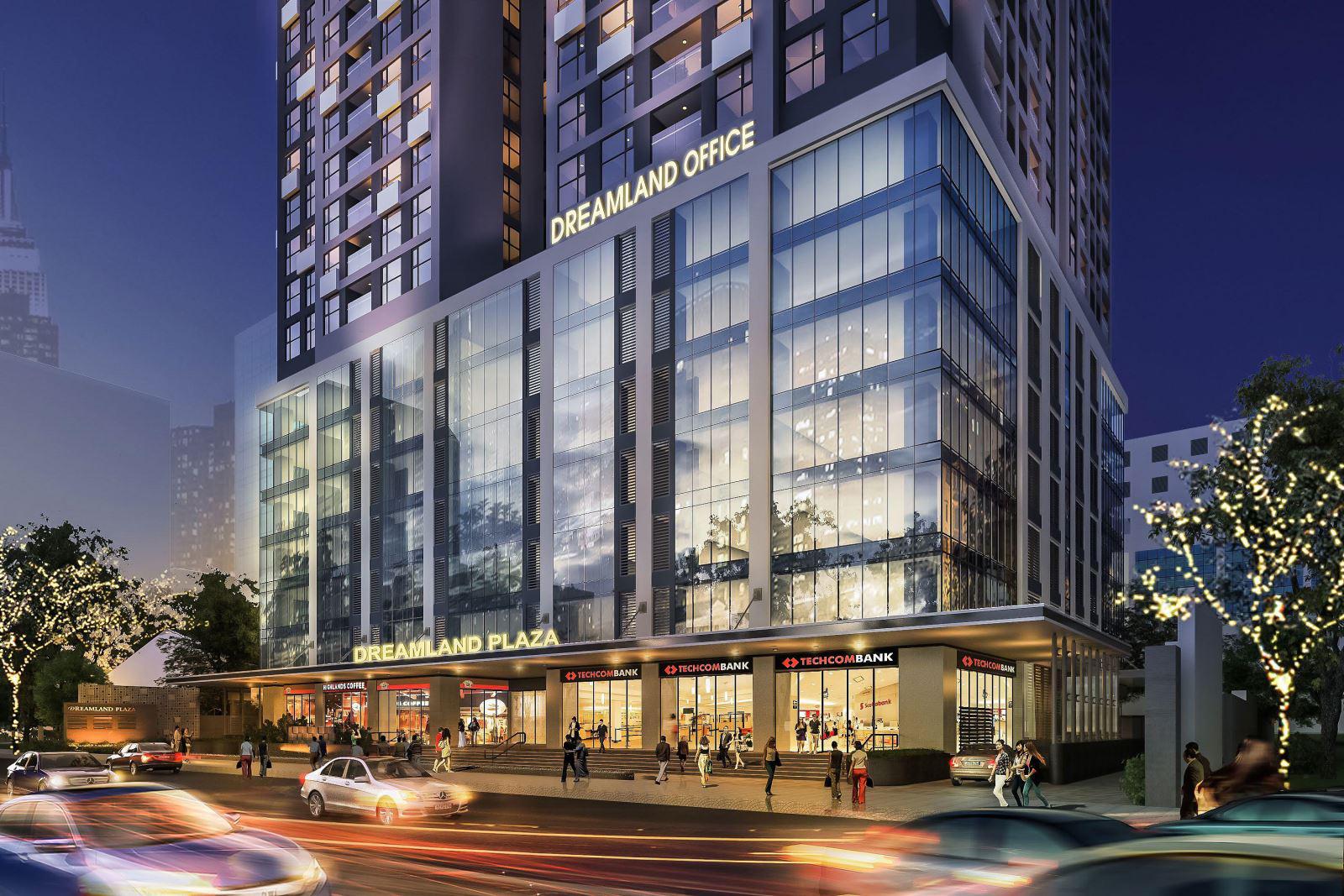 Dự án Dreamland Bonanza đang mở bán: Toà chung cư hiếm hoi ở 'khu phố Wall' của Việt Nam - Ảnh 2.