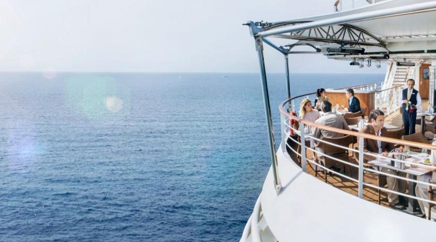 Bên trong du thuyền hạng sang Silver Spirit vừa cập cảng Chân Mây - Ảnh 2.