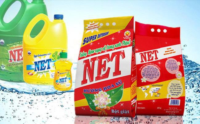 Masan mua thành công Bột giặt NET - Ảnh 1.