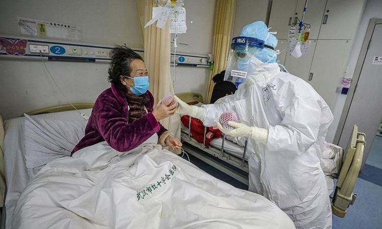 Số ca nhiễm virus corona mới ở Hồ Bắc giảm mạnh - Ảnh 1.
