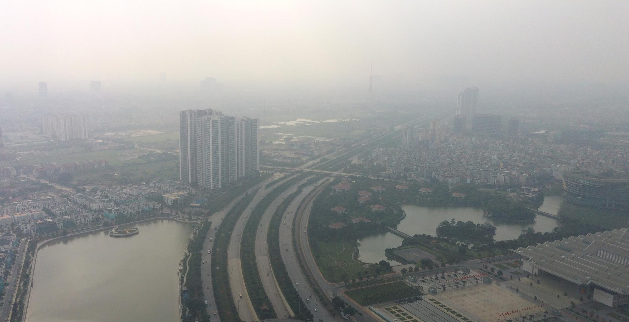 Chất lượng không khí tại Hà Nội hai tháng đầu năm 2020 chỉ có 7 ngày tốt - Ảnh 1.