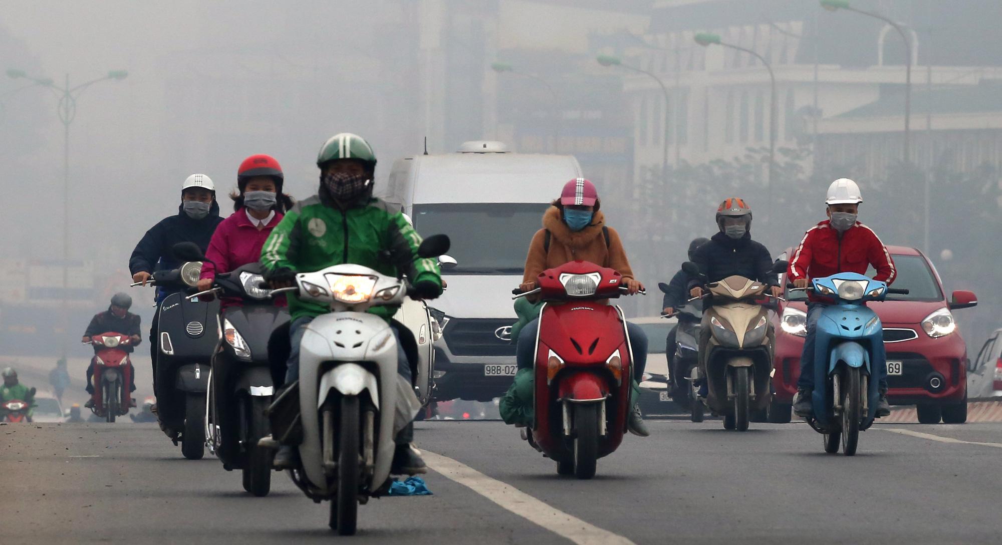Chất lượng không khí tại Hà Nội hai tháng đầu năm 2020 chỉ có 7 ngày tốt - Ảnh 3.