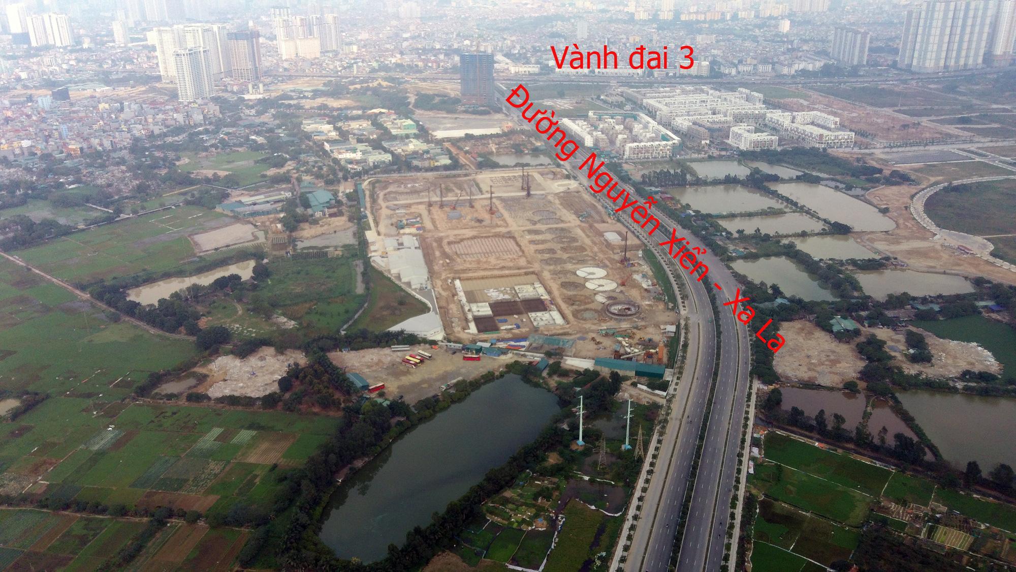 Đường sẽ mở theo qui hoạch: Toàn cảnh đường trục Tây Nam Hà Nội qua KĐT Thanh Hà - Ảnh 2.