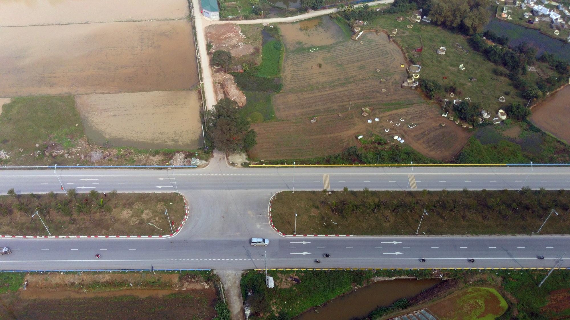 Đường sẽ mở theo qui hoạch: Toàn cảnh đường trục Tây Nam Hà Nội qua KĐT Thanh Hà - Ảnh 17.