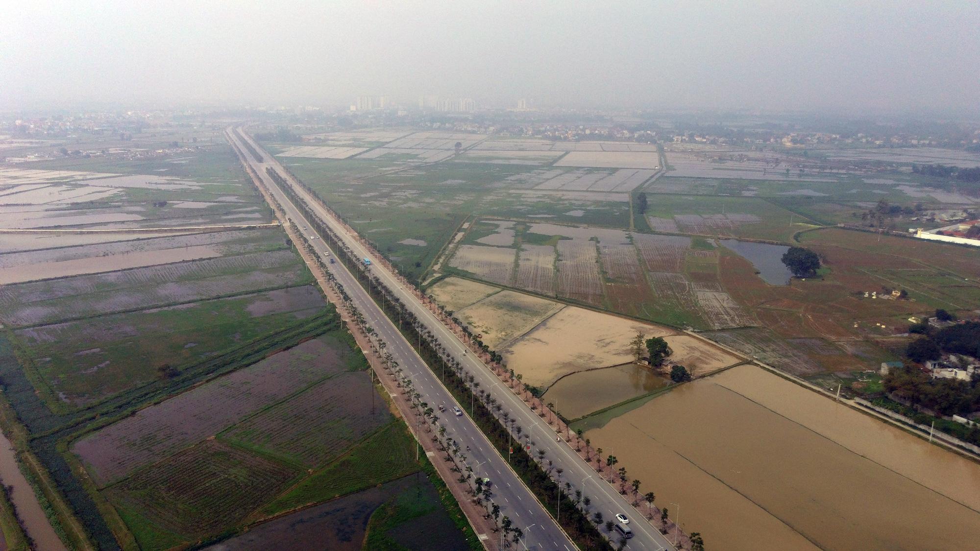 Đường sẽ mở theo qui hoạch: Toàn cảnh đường trục Tây Nam Hà Nội qua KĐT Thanh Hà - Ảnh 18.