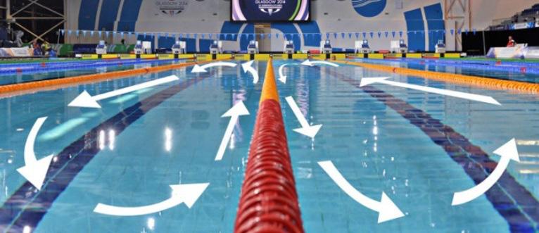 9 qui tắc chia sẻ làn bơi với những người khác - Ảnh 1.