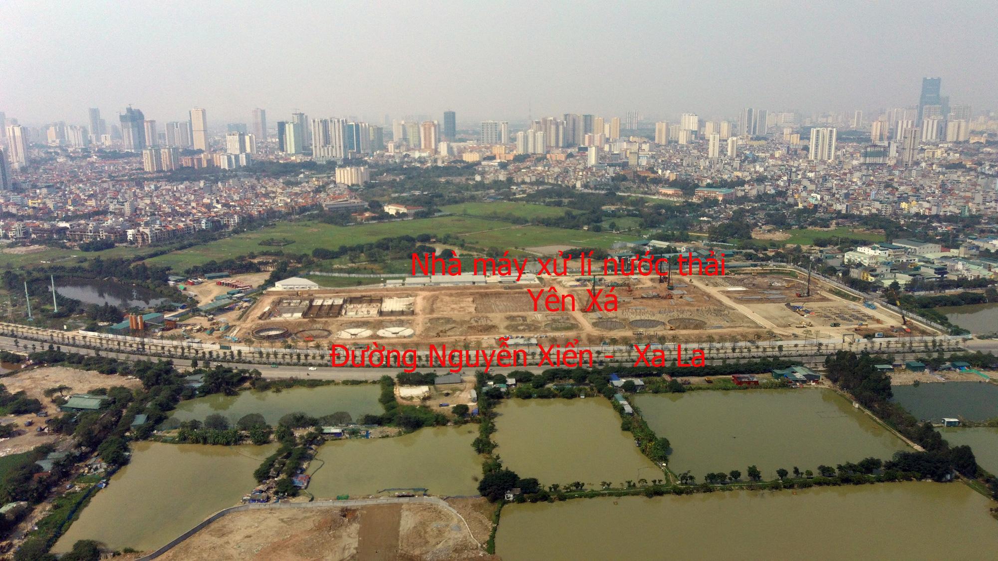 Đường sẽ mở theo qui hoạch: Toàn cảnh đường trục Tây Nam Hà Nội qua KĐT Thanh Hà - Ảnh 5.