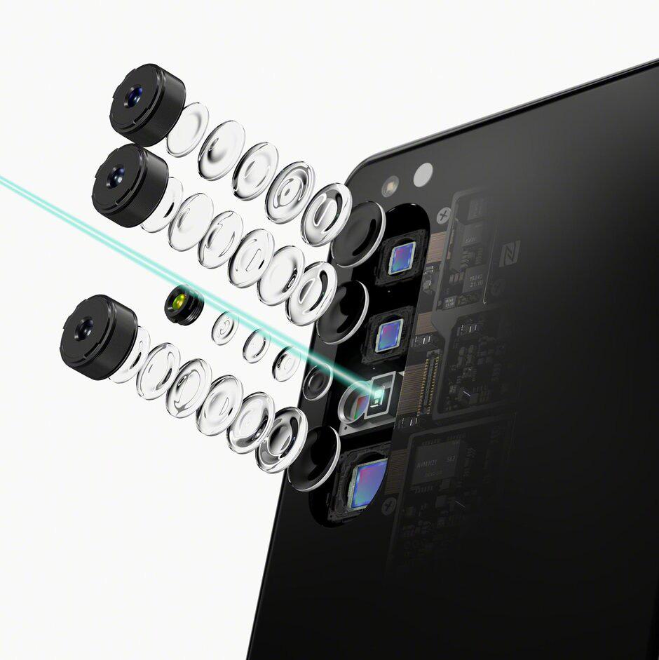 Sony Xperia 1 II, chiếc điện thoại 5G đẹp nhất của Sony đã lộ diện - Ảnh 4.