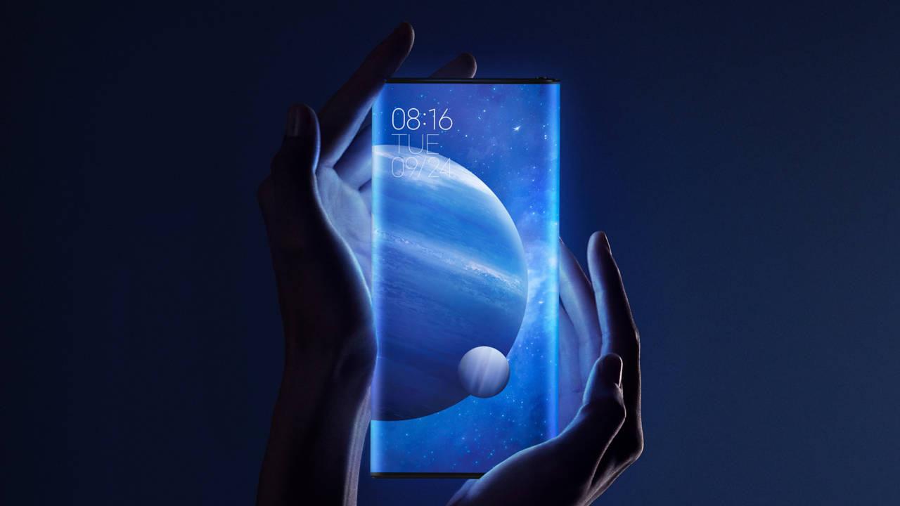 Đáp trả lại Realme, Xiaomi chuẩn bị ra mắt điện thoại thông minh Mi Mix Alpha 5G tại Ấn Độ - Ảnh 2.