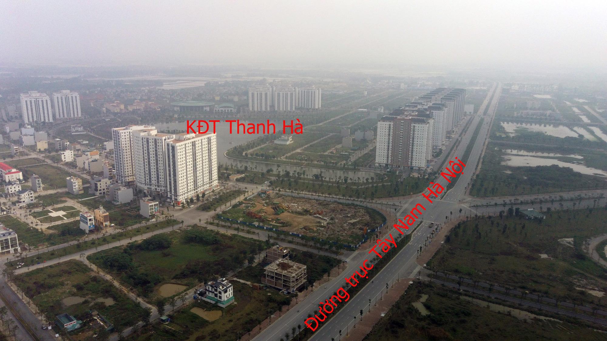 Những dự án 'đón' qui hoạch đường trục Tây Nam Hà Nội qua KĐT Thanh Hà - Ảnh 10.