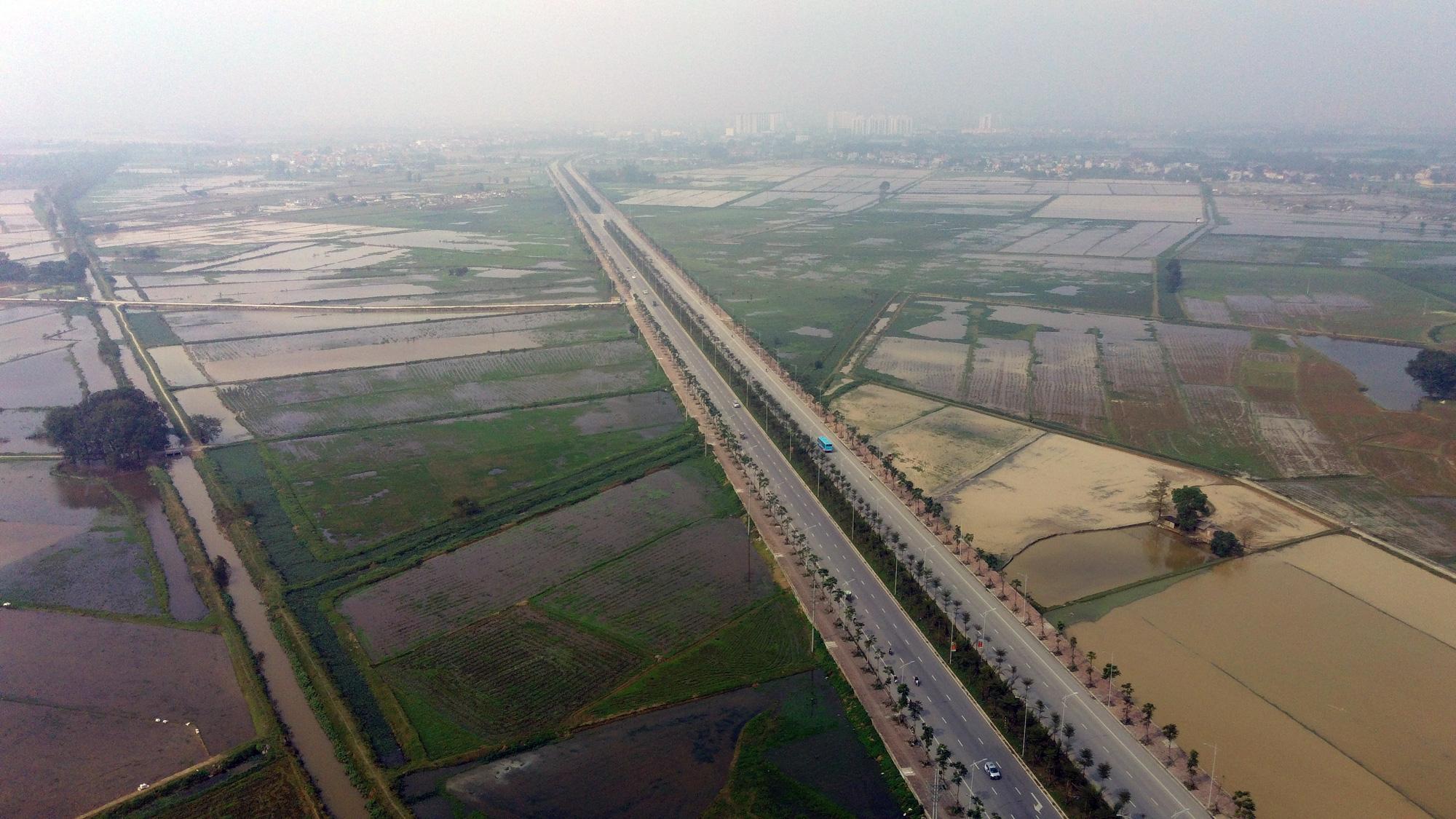 Những dự án 'đón' qui hoạch đường trục Tây Nam Hà Nội qua KĐT Thanh Hà - Ảnh 15.