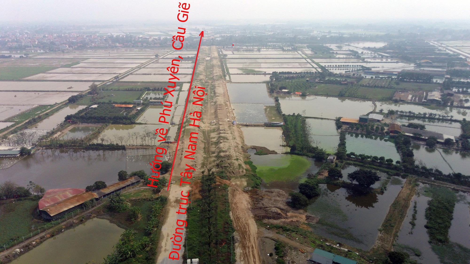 Những dự án 'đón' qui hoạch đường trục Tây Nam Hà Nội qua KĐT Thanh Hà - Ảnh 18.