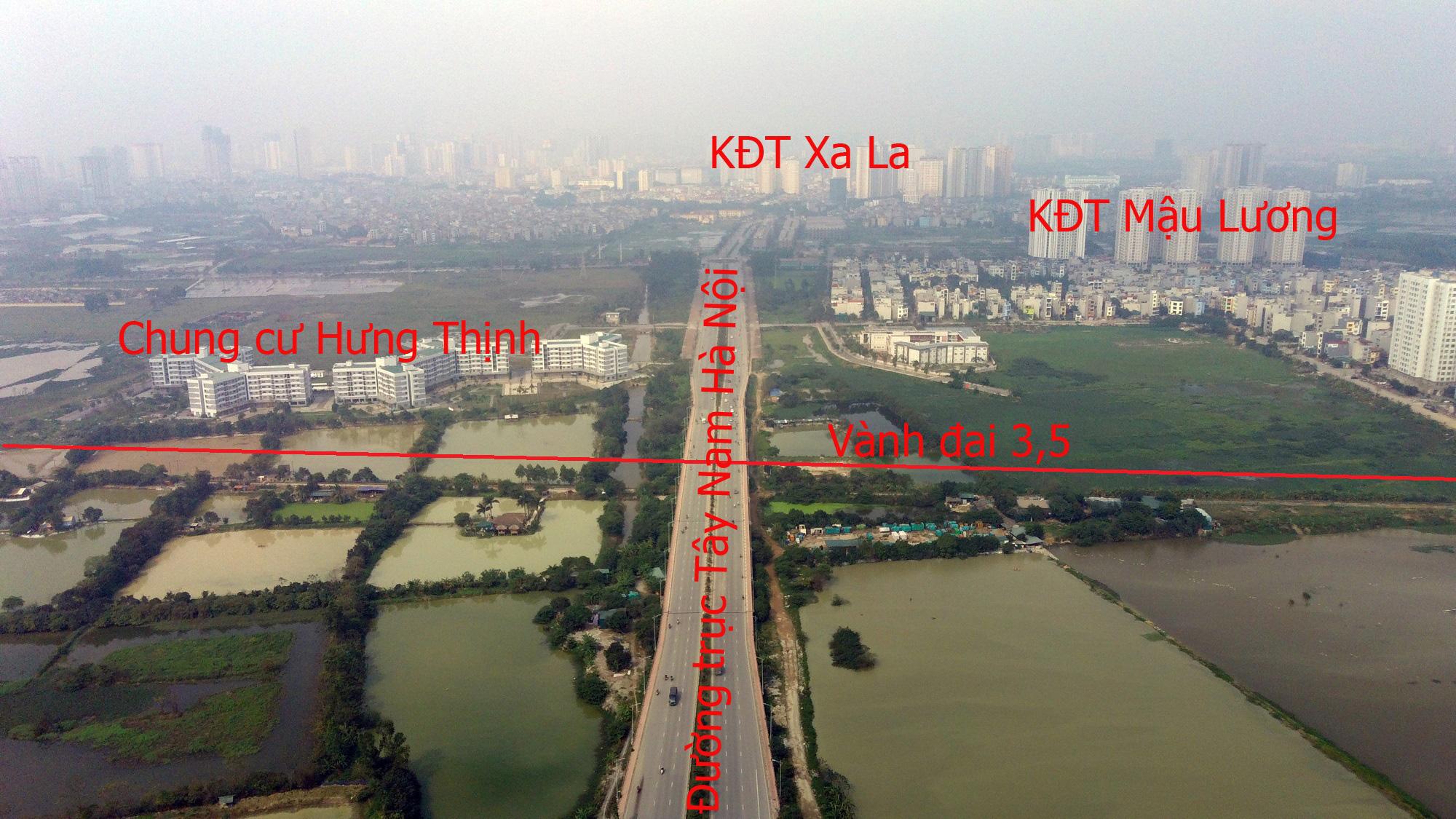 Những dự án 'đón' qui hoạch đường trục Tây Nam Hà Nội qua KĐT Thanh Hà - Ảnh 8.