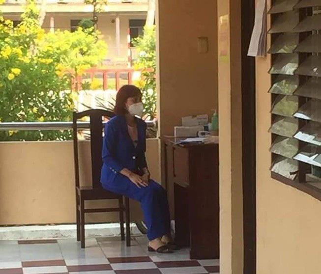 Cô gái về từ tâm dịch Hàn Quốc 'khoe' lách luật khai báo y tế đã bị cách li - Ảnh 2.