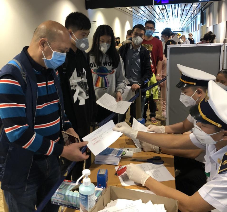 Rà soát các trường hợp từ Daegu và Bắc Gyeongsang – Hàn Quốc đến Khánh Hòa từ ngày 9/2 - Ảnh 1.