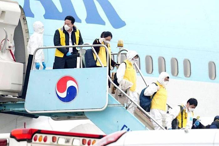Tạm dừng đưa, đón khách du lịch đến từ vùng có dịch ở Hàn Quốc - Ảnh 1.