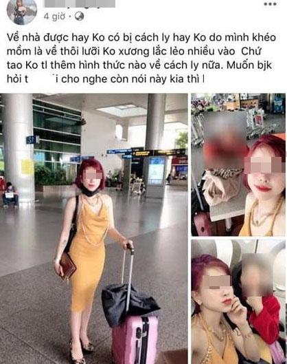 Cách li người thân cô gái trốn cách li khi về từ Daegu - Ảnh 1.