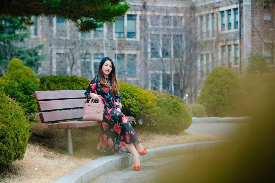 Du khách Việt kể chuyện du lịch Hàn Quốc vào mùa dịch virus corona - Ảnh 1.