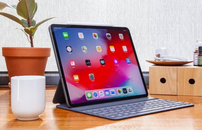 Công nghệ mới trên màn hình iPad 2020 sẽ đẹp hơn cả màn hình OLED - Ảnh 1.