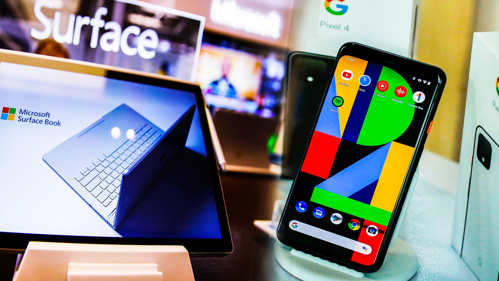 Điện thoại Pixel và máy tính xách tay Surface sẽ được sản xuất tại Việt Nam trong năm nay - Ảnh 1.