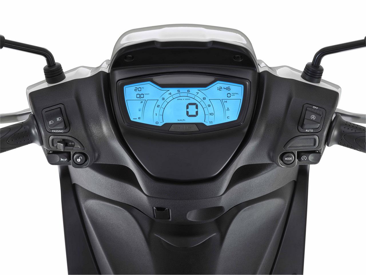 Đối thủ của Honda SH - Piaggio Medley 2020 chính thức ra mắt tại Việt Nam, giá từ 75 triệu đồng - Ảnh 3.