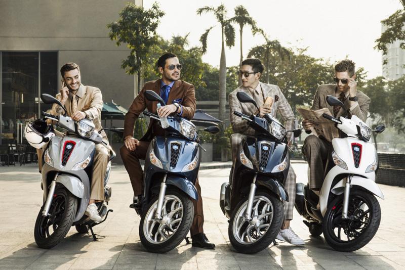 Đối thủ của Honda SH - Piaggio Medley 2020 chính thức ra mắt tại Việt Nam, giá từ 75 triệu đồng - Ảnh 5.