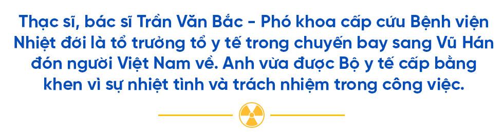 Tiết lộ chuyện đặc biệt từ bác sĩ trên 'chuyến bay Vũ Hán' - Ảnh 2.