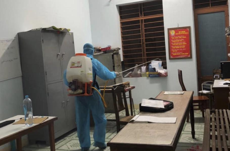 Công an Đà Nẵng thông tin việc 12 cán bộ Công an phường đi cách li y tế - Ảnh 1.