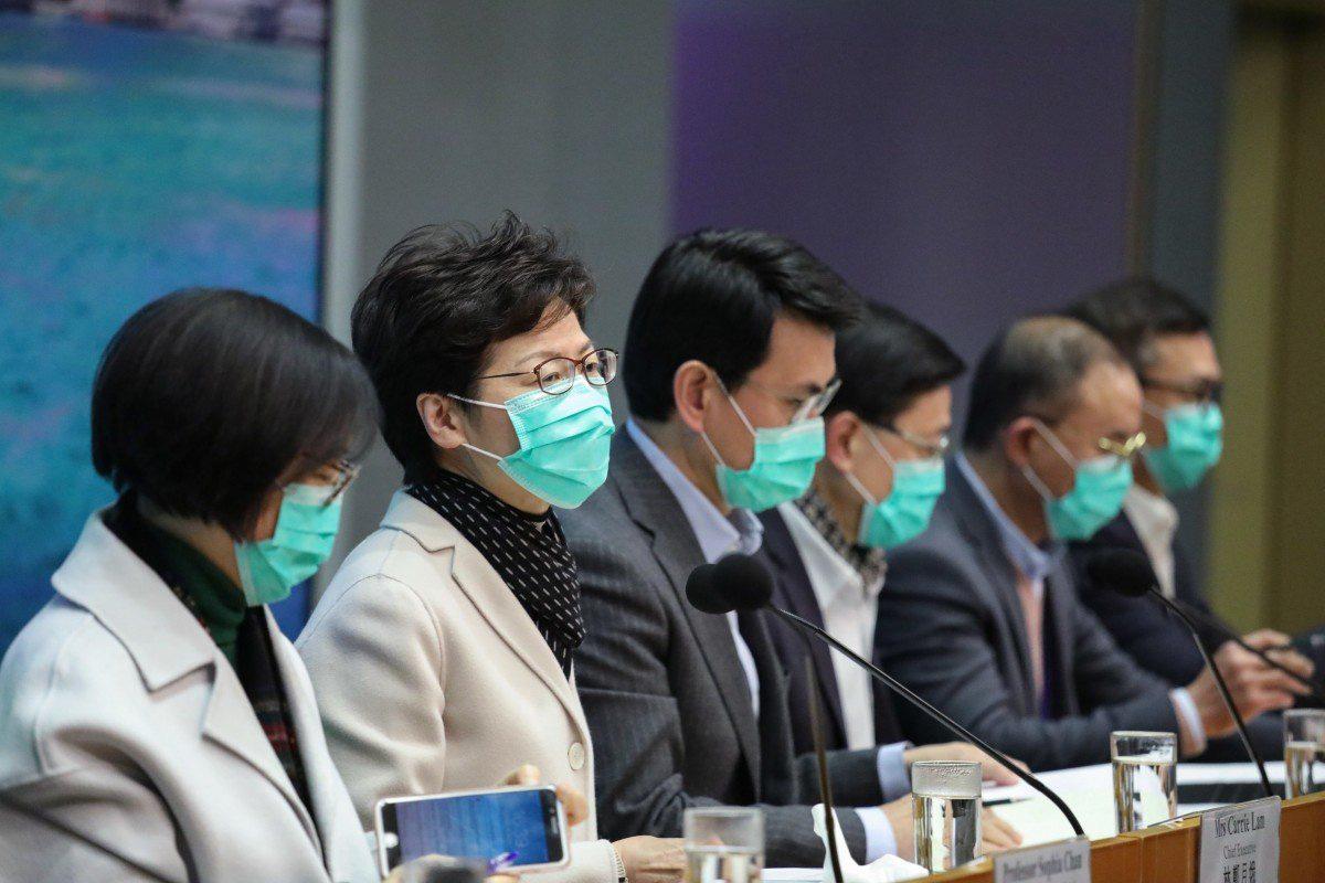 Lo sợ lây lan virus corona, người Hồng Kông biểu tình qua mạng - Ảnh 2.