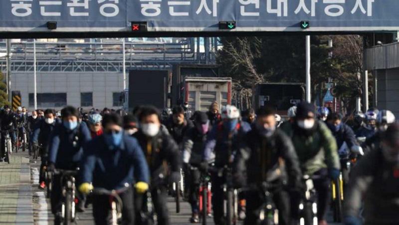 Nhà máy lớn nhất thế giới của Hyundai tại Hàn Quốc bị đóng cửa vì một nhân viên nhiễm Covid - 19 - Ảnh 1.